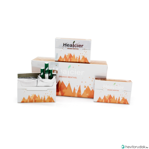 healcier orange menthol