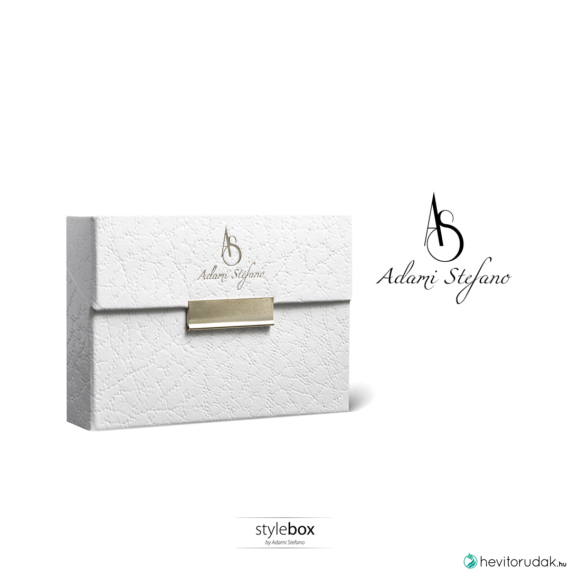 STYLEBOX FOR HEETS LEATHER WHITE