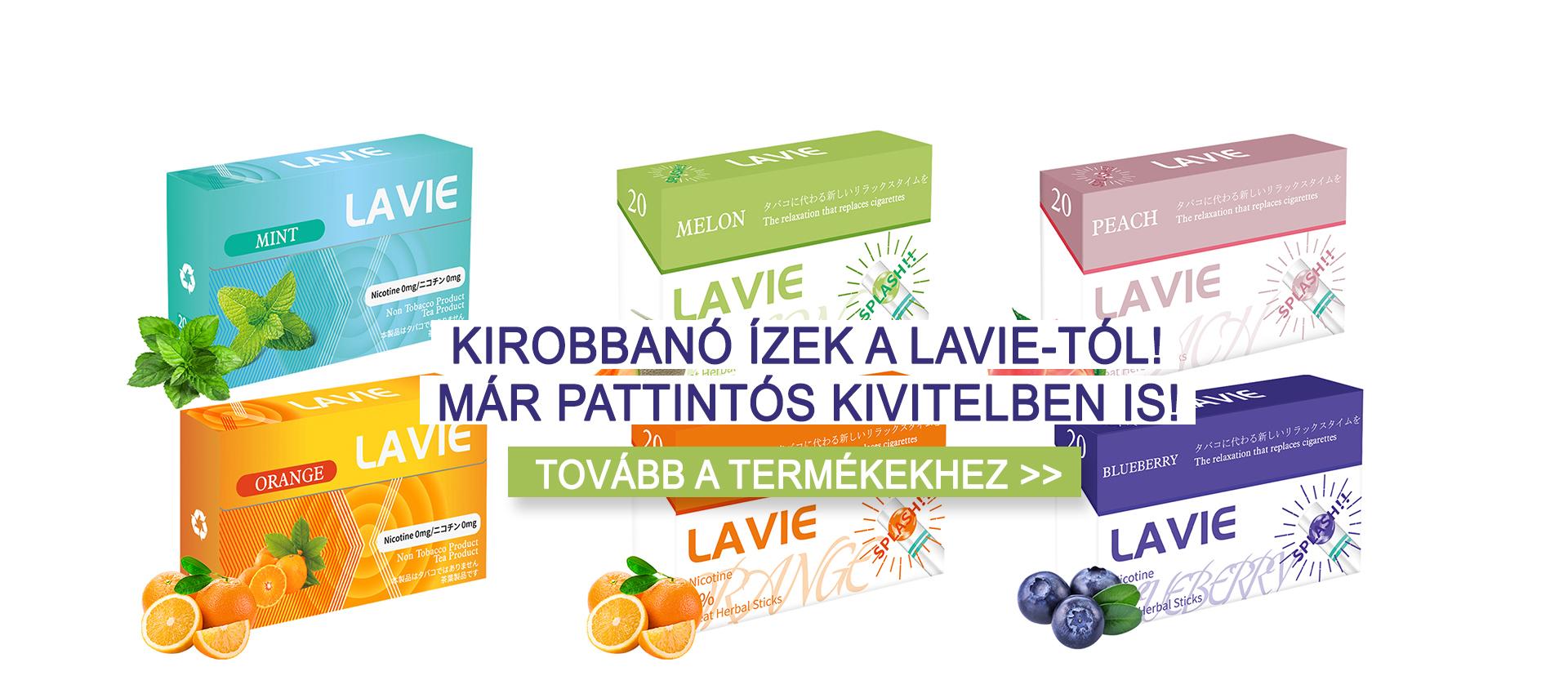Lavie termékek